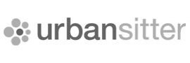 1 urbansitterlogo color with border