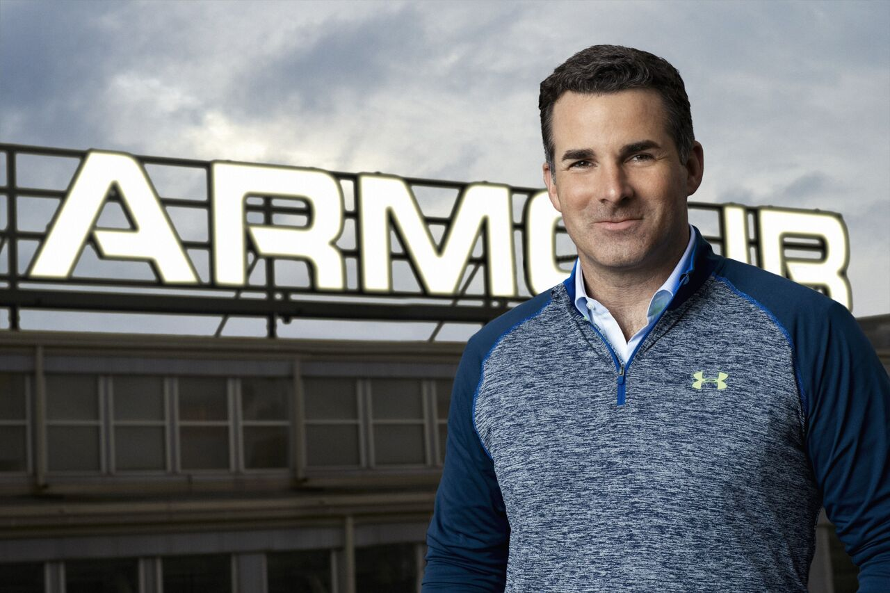 Kevin Plank, Founder, Under Armour