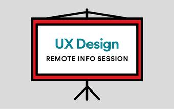 User Experience Design Immersive Remote Info Session Livestream