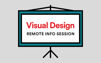 Visual Design Info Session Remote Livestream