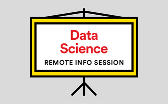 Data Science Immersive Info Session Remote Livestream