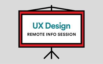 User Experience Design Immersive Remote Info Session Livestream