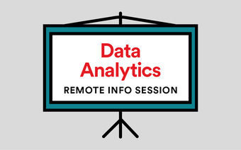 Data Analytics Info Session Remote Livestream