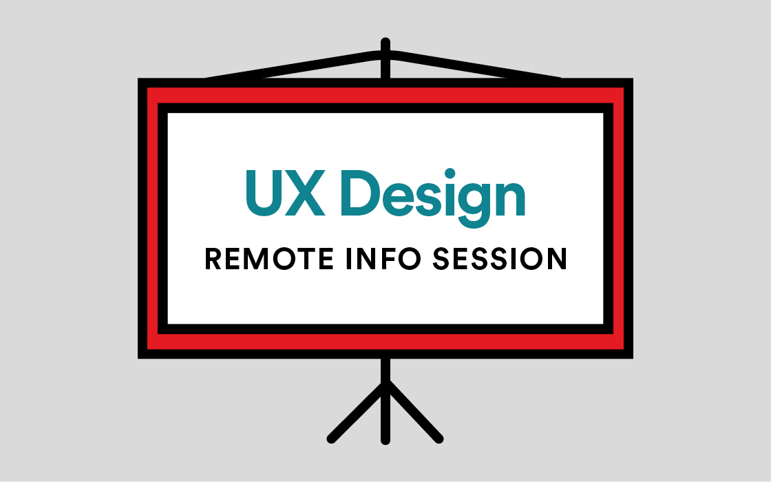 User Experience Design Remote (Online) Info Session Livestream