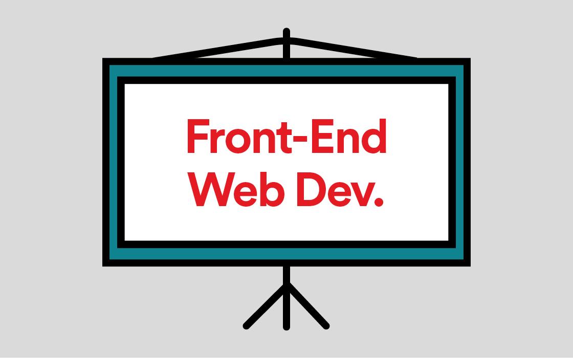 Front-End Web Development Course Info Session - Livestream