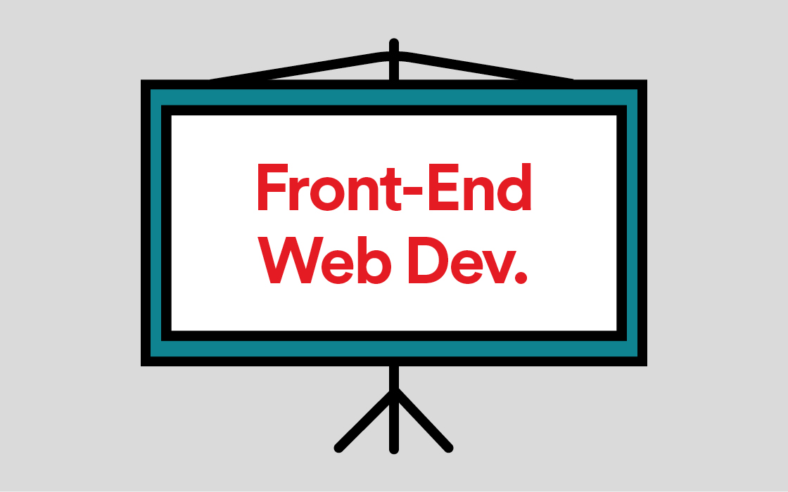 Front-End Web Development Info Session