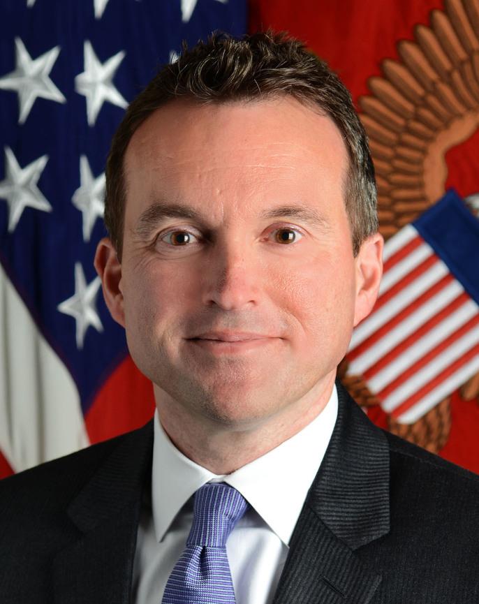 Sec. Eric Fanning Photo