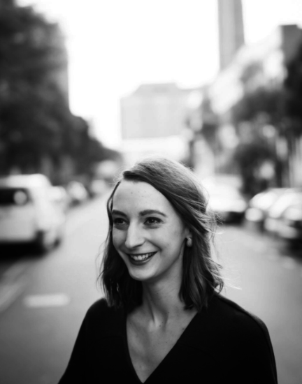 Sarah Ponthieu (Moderator) Photo