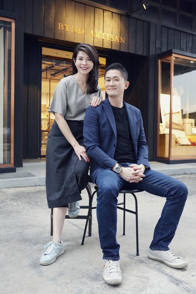 James Quan, Winnie Chan Photo