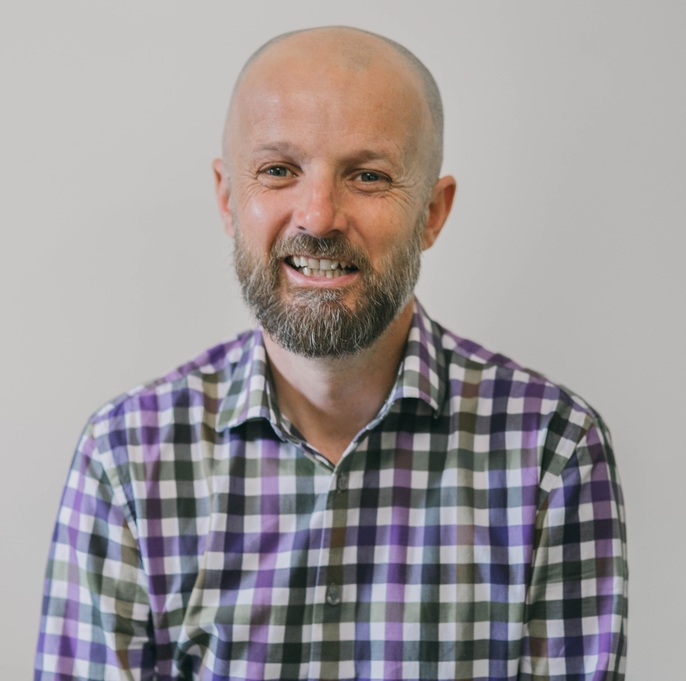 Mark Wells (Moderator) Photo