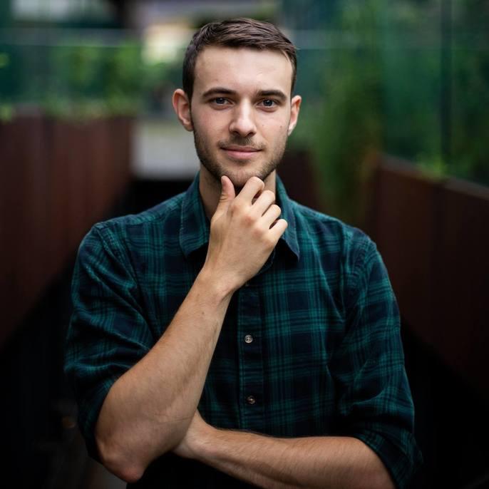 Ben Bradbury Photo