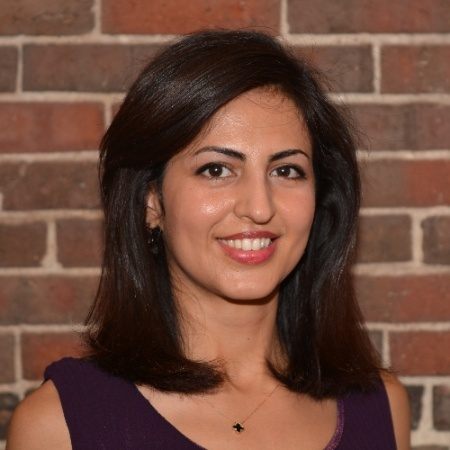 Shirin Mojarad, Ph.D Photo