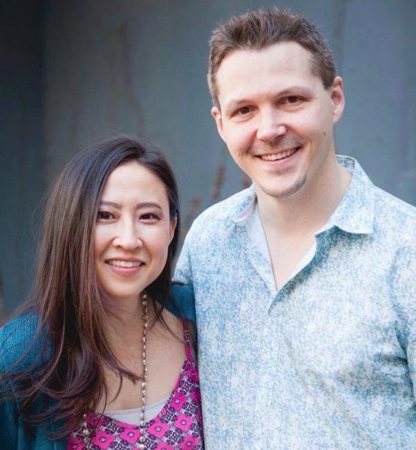 Geraldine Kim & Joshua Gertzen Photo