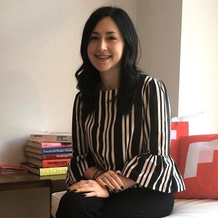 Gabriella Schwarz (Moderator) Photo