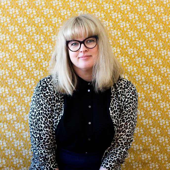 Jo Walker (Moderator) Photo