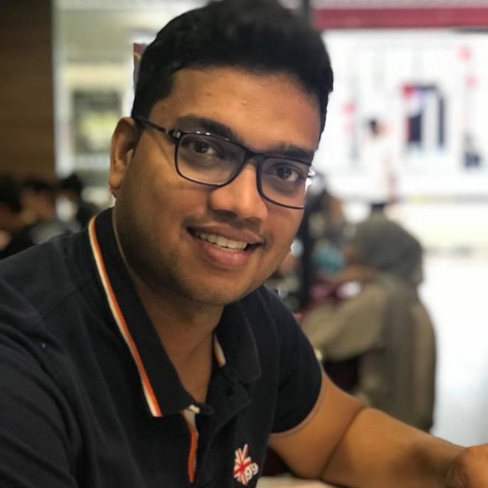 Sreekanth Chandramouli Photo
