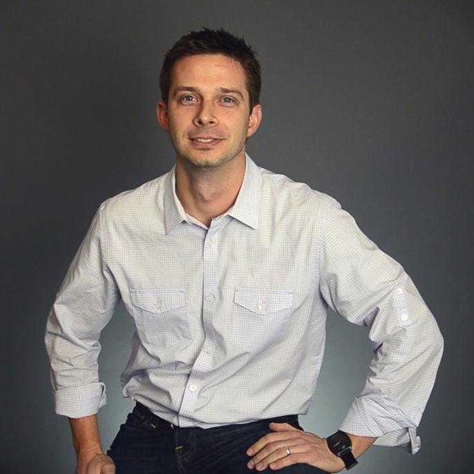 Chris Halaschek, PhD Photo