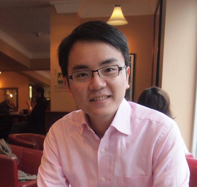 Anthony Chan Photo