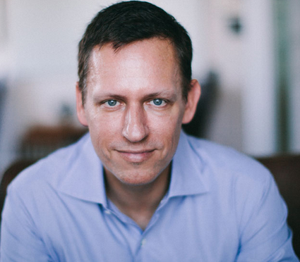 Peter Thiel Photo