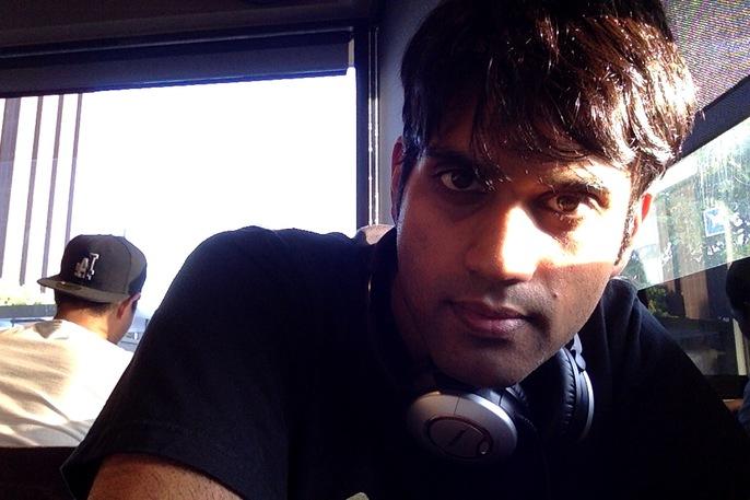 Vijay Menon Photo