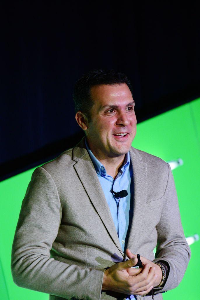 Lucio Ribeiro (Moderator) Photo
