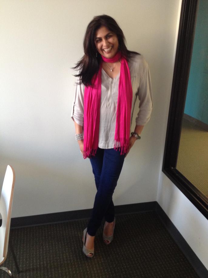 Prity Patel Photo