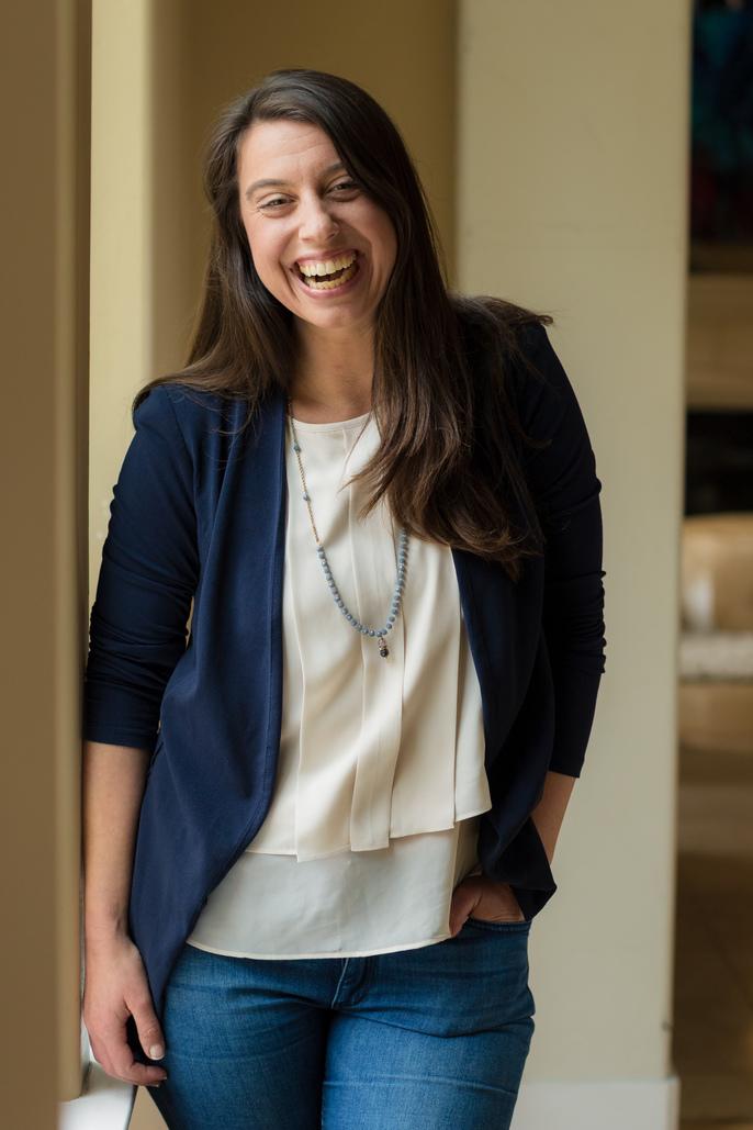 Julia Beauchamp Photo
