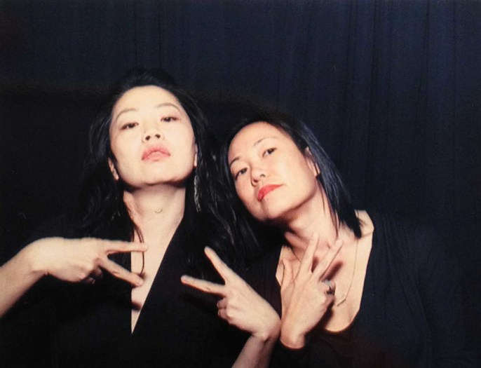Tina Gaudin & Esther Mun Photo