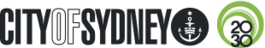 The City of Sydney logo