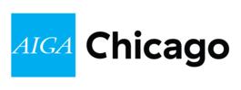 AIGA Chicago logo