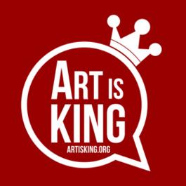 Art is King logo