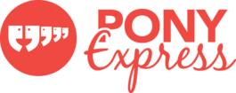 PONY Express Speakers logo