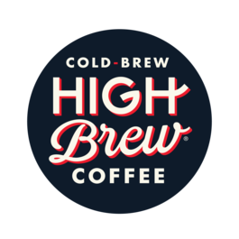 High Brew Coffee logo