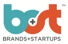 Brands+Startups™ logo