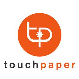 Touchpaper Marketing logo