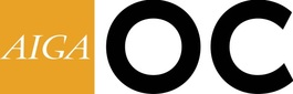 AIGA Orange County logo