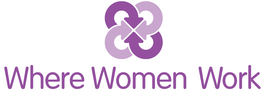 Where Women Work logo
