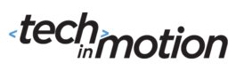 Tech in Motion Orange County logo