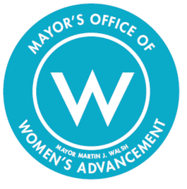 Mayor's Office of Women's Advancement logo
