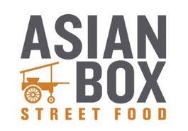 Asian Box  logo