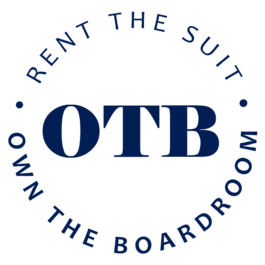 Own The Boardroom logo