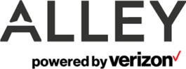 Alley by Verizon logo