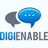 DigiEnable logo