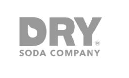 DRY Soda Co.  logo
