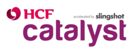 HCF Catalyst logo