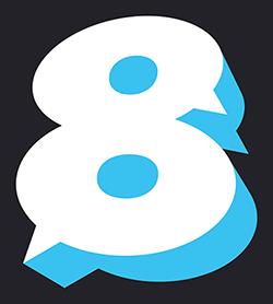 Eight Bit Studios logo