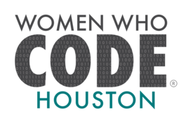 Women Who Code Houston logo