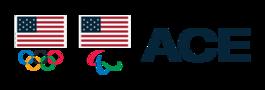 USOPC Athlete Career and Education Program logo