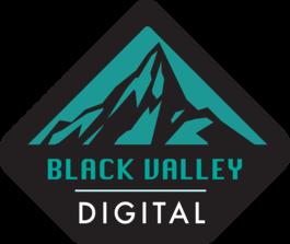 Black Valley Digital  logo