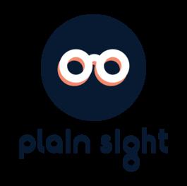 Plain Sight logo